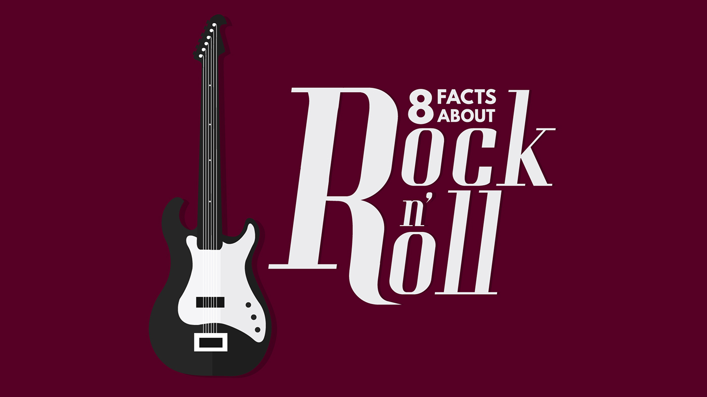 Rock and roll facts